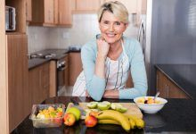 как похудеть в 60 лет женщине меню