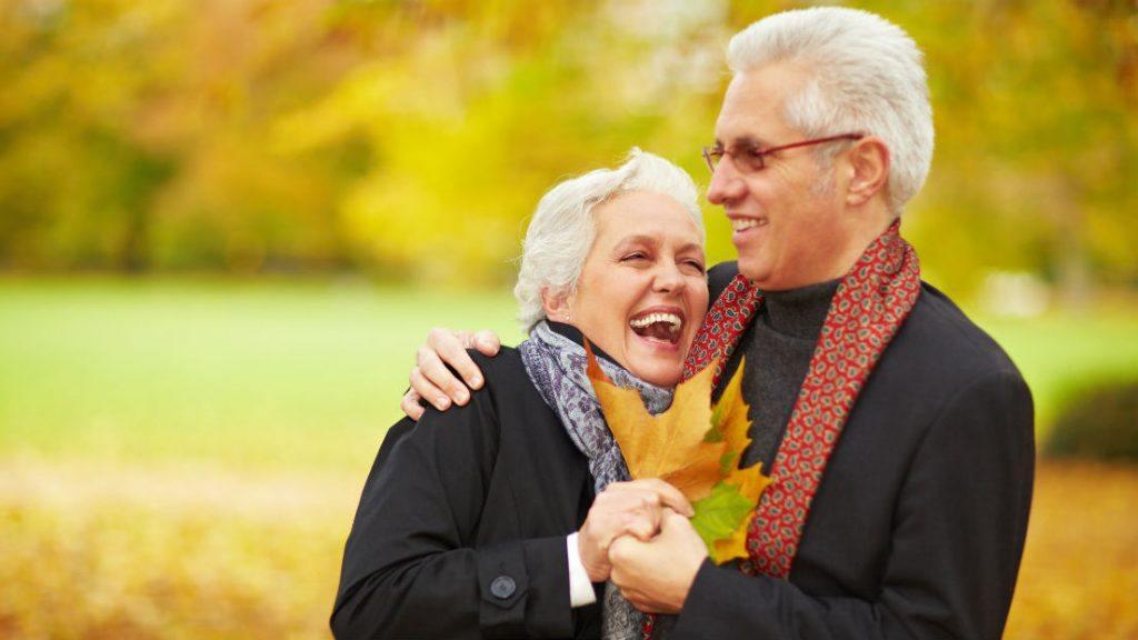 знакомства с мужчинами после 60 лет