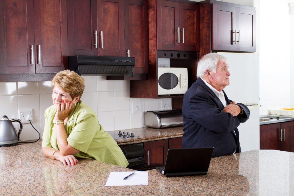 развод в 60 лет стоит ли