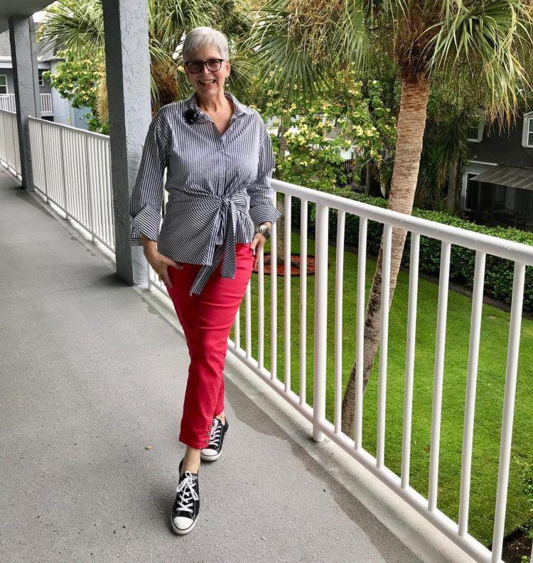 брюки для женщин после 60 лет фото
