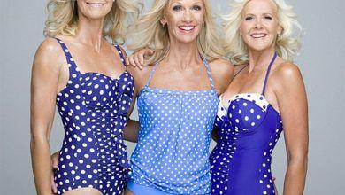 купальник для женщины 60 лет