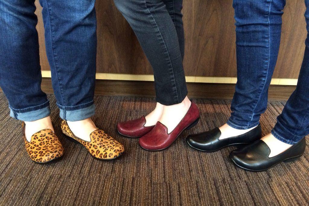 обувь для женщин 60 лет