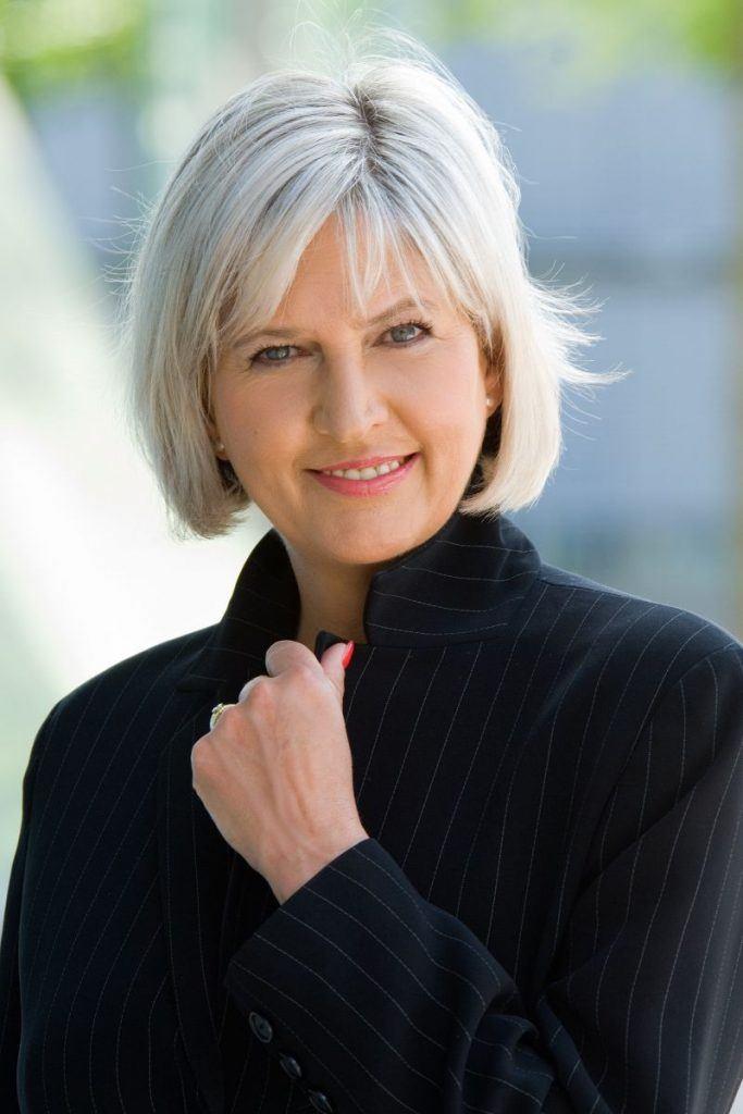 стрижки полным женщинам за 50 лет