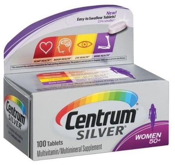 Комплекс витаминов Центрум