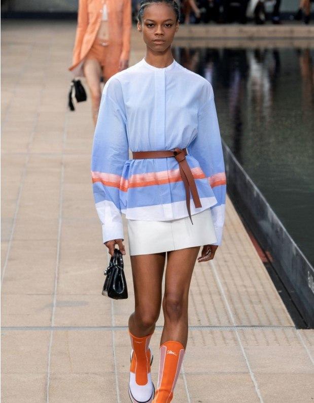 Longchamp на неделе моды