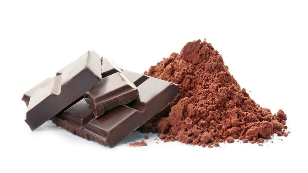 Полезные свойства шоколадного обертывания