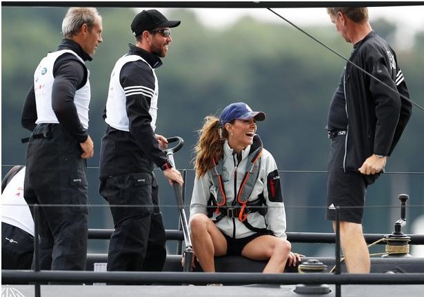 Кейт Миддлтон нарушила королевский дресс код