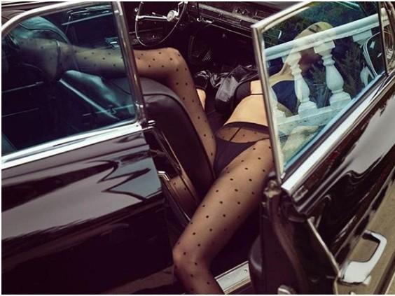 Шейк в машине