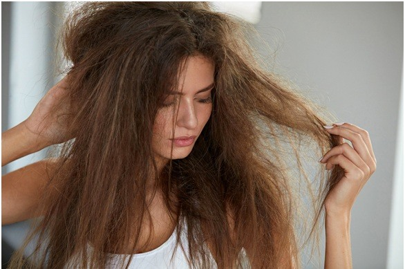 Зимние проблемы волос