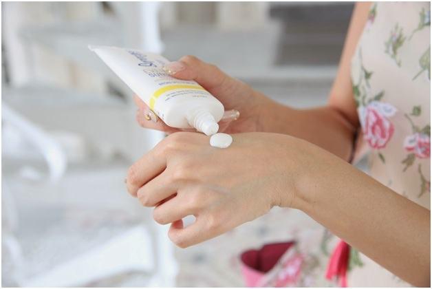 Использование кремов для рук