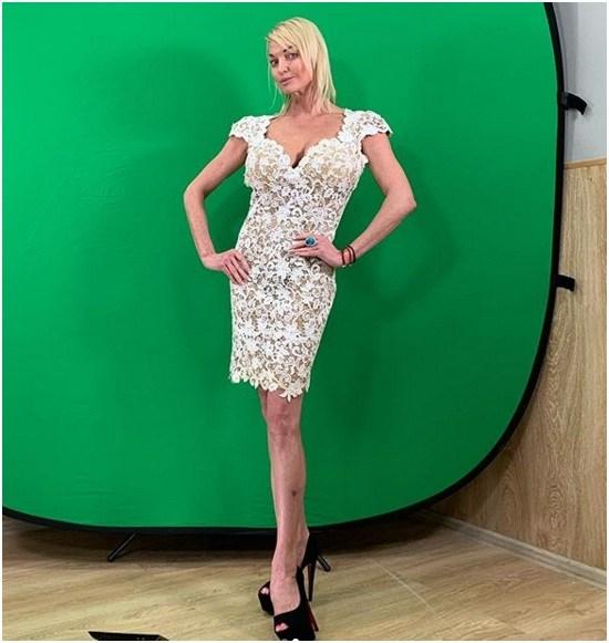 Фанаты Волочковой обеспокоены ее похудением