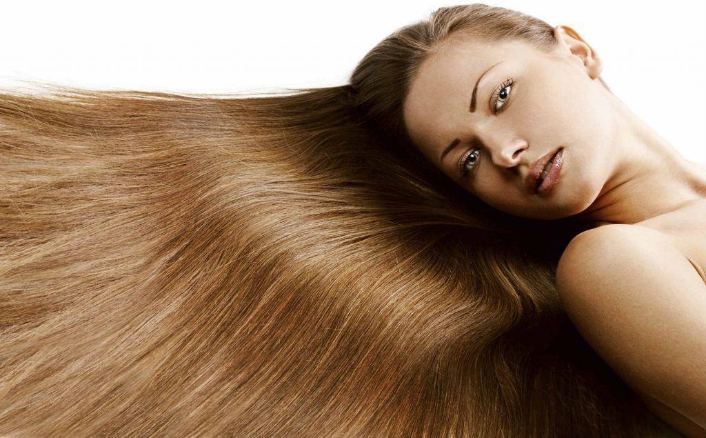 Ускорение роста волос естественным путем