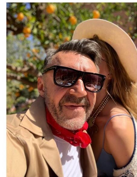 Шнуров и его жена