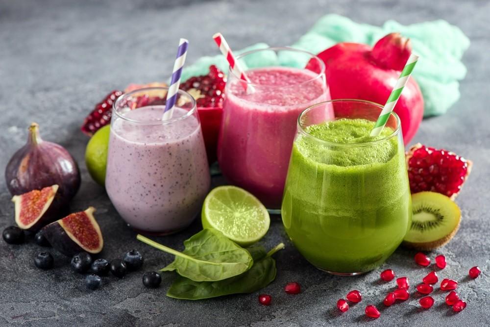 Виды питьевых диет